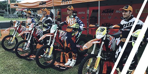 Equipe Orange BH KTM Racing - Motociclismo