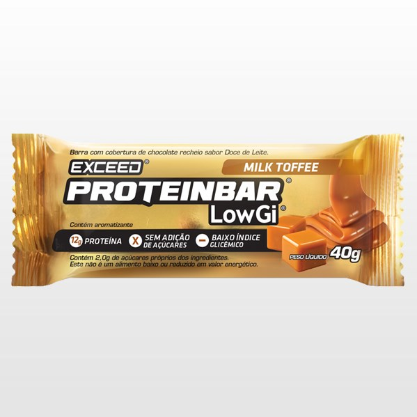 Exceed ProteinBar Lowgi