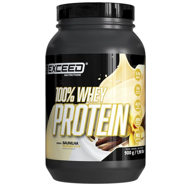 Exceed - Exceed 100% Whey Protein