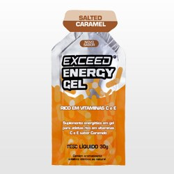 Exceed Energy Gel Salted